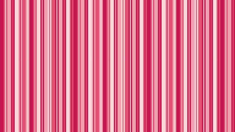Pink Vertical Stripes Pattern Design