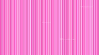 Rose Pink Seamless Vertical Stripes Pattern Vector Image
