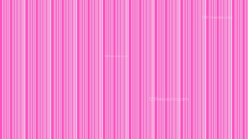 Rose Pink Seamless Vertical Stripes Pattern Vector Image