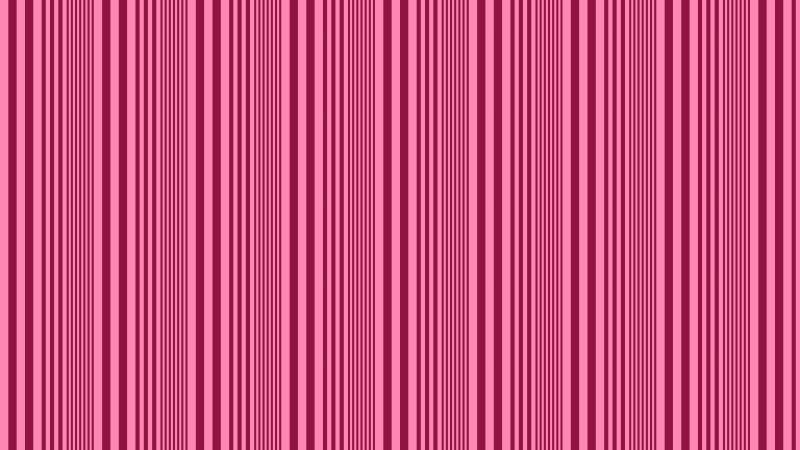 Pink Vertical Stripes Background Pattern