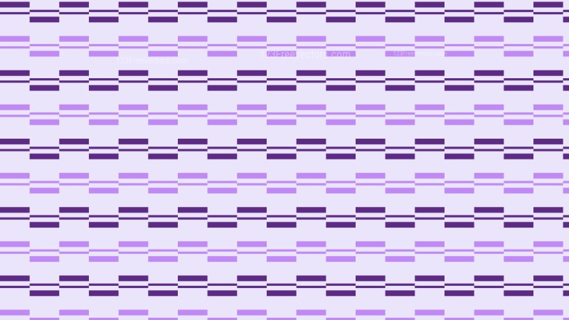 Purple Seamless Stripes Background Pattern