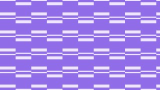 Violet Striped Geometric Pattern