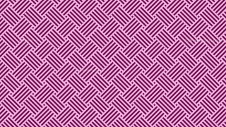 Purple Geometric Stripes Pattern