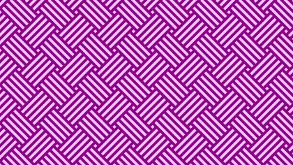 Lilac Striped Geometric Pattern Vector Graphic