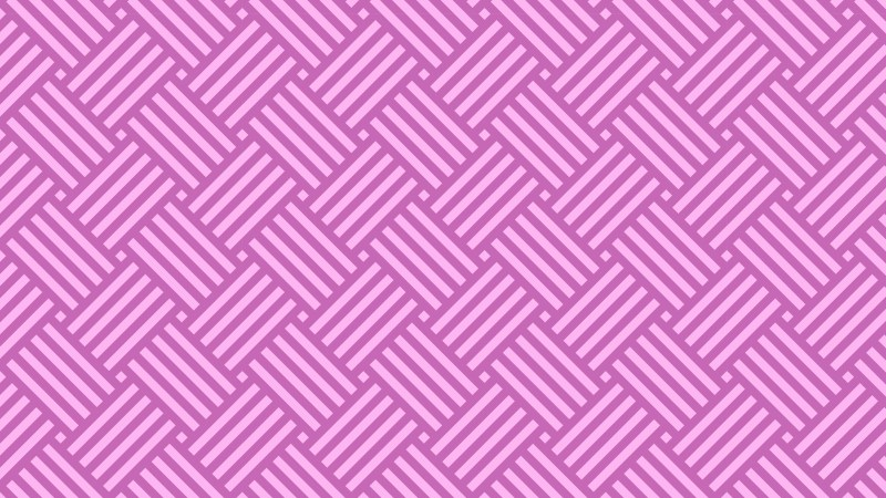 Lilac Geometric Stripes Pattern Vector Image