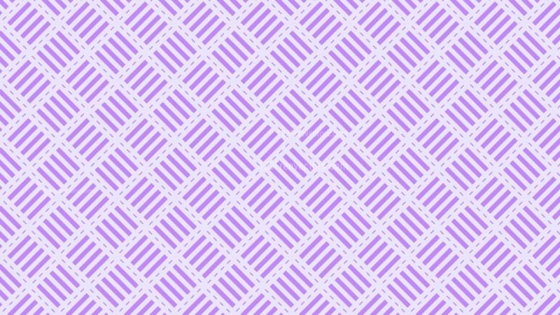 Light Purple Seamless Striped Geometric Pattern Illustrator