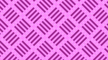 Purple Seamless Stripes Pattern