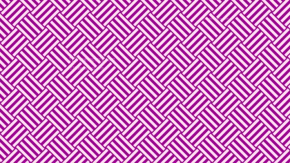 Lilac Seamless Stripes Pattern Background Vector