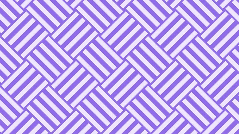 Violet Stripes Pattern Background