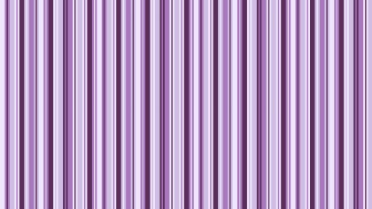 Purple Seamless Vertical Stripes Pattern Vector Illustration