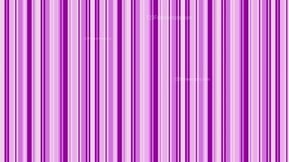 Purple Vertical Stripes Pattern Background