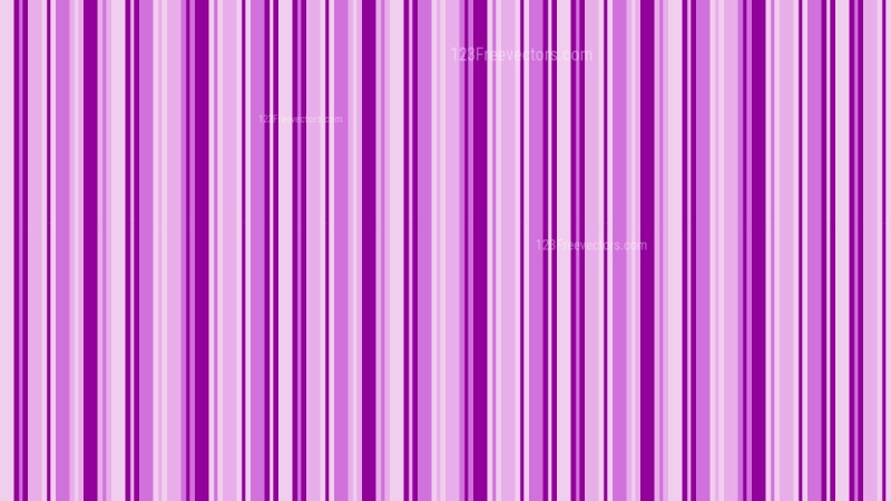 Purple Vertical Stripes Pattern Background