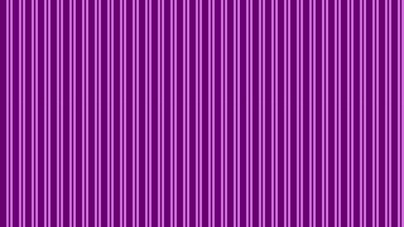 Purple Seamless Vertical Stripes Pattern