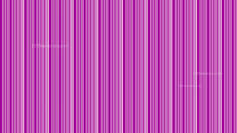 Purple Seamless Vertical Stripes Background Pattern