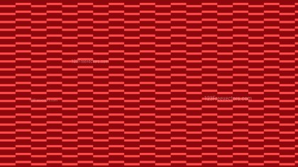 Red Stripes Background Pattern