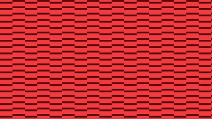 Red Seamless Stripes Pattern Background