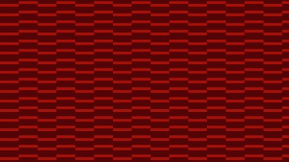 Dark Red Seamless Stripes Background Pattern