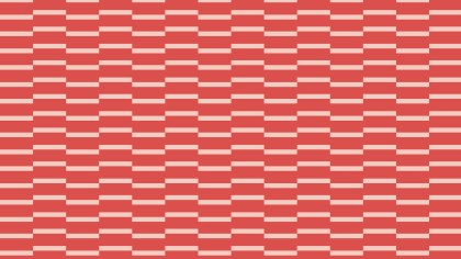 Red Stripes Pattern Background Vector Illustration