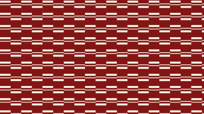 Dark Red Stripes Pattern