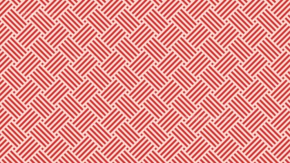 Red Stripes Pattern Vector