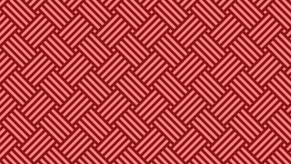 Red Seamless Stripes Pattern Illustration