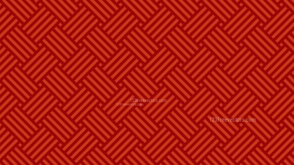 Red Seamless Stripes Pattern Background Design