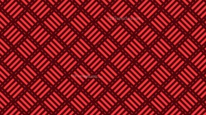 Dark Red Seamless Stripes Pattern