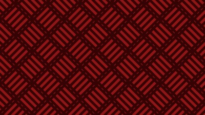 Dark Red Seamless Stripes Pattern Background