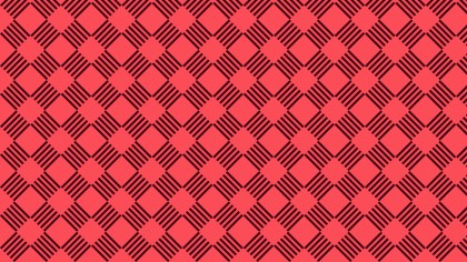Red Stripes Pattern Graphic