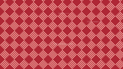 Red Stripes Background Pattern Design