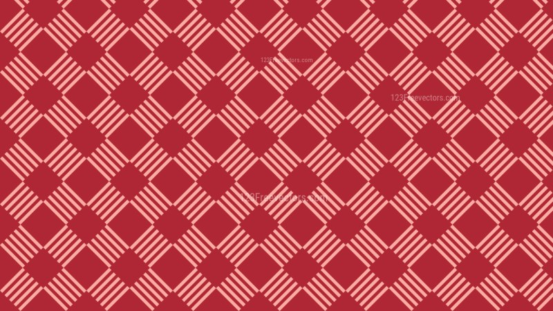 Red Stripes Background Pattern Design