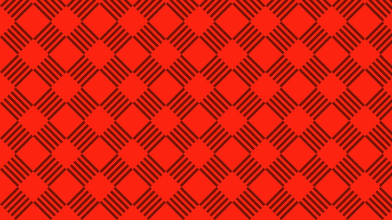 Red Seamless Stripes Pattern Image