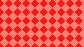 Red Seamless Stripes Pattern Background Vector Graphic