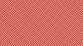 Red Seamless Stripes Background Pattern Vector Image