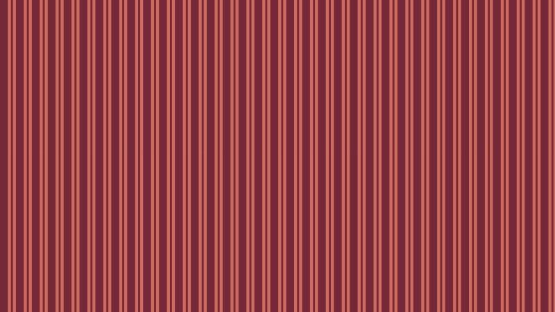 Dark Red Seamless Vertical Stripes Background Pattern