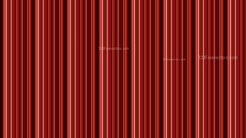 Dark Red Seamless Vertical Stripes Pattern Illustration