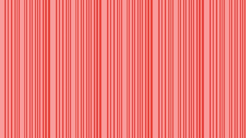 Light Red Seamless Vertical Stripes Pattern Background Design