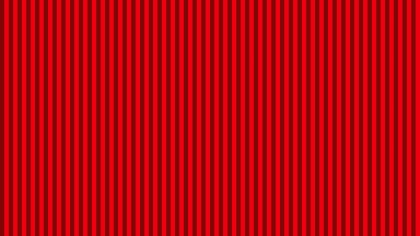 Red Seamless Vertical Stripes Pattern Background