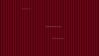 Dark Red Seamless Vertical Stripes Background Pattern
