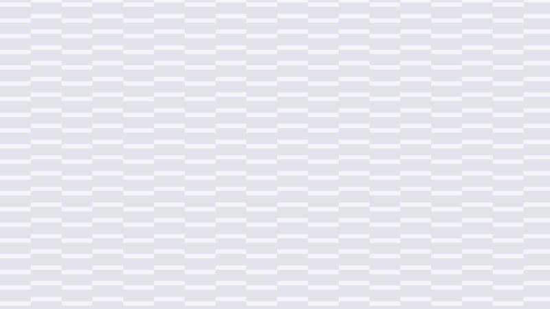 White Striped Geometric Pattern Graphic