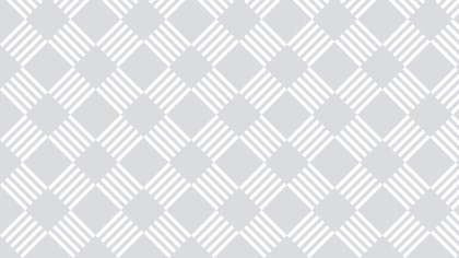 White Seamless Stripes Pattern Vector Image