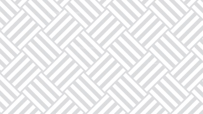 White Seamless Stripes Background Pattern Vector Illustration