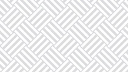 White Seamless Stripes Background Pattern Vector Illustration