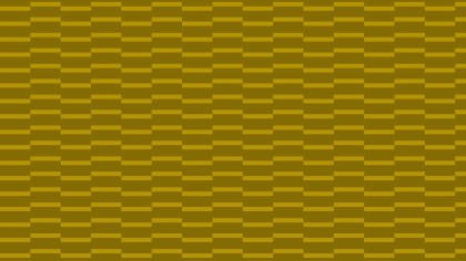 Yellow Seamless Stripes Pattern Background