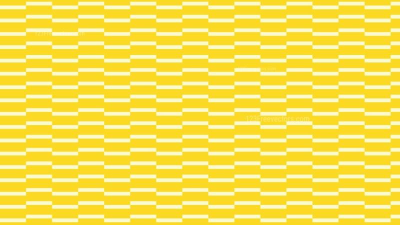 Yellow Seamless Stripes Background Pattern