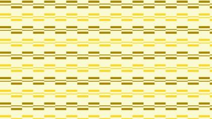 Light Yellow Seamless Stripes Pattern Vector Illustration