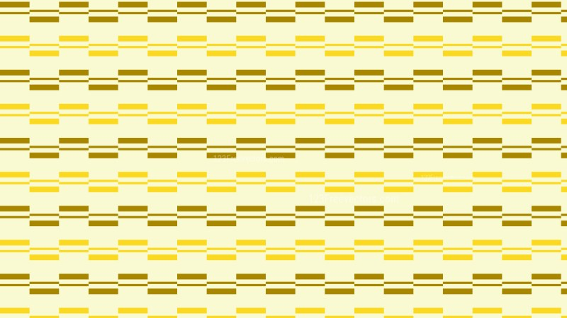 Light Yellow Seamless Stripes Pattern Vector Illustration