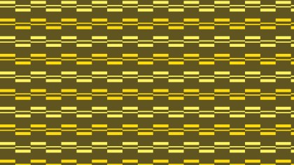 Yellow Seamless Stripes Pattern Background Vector