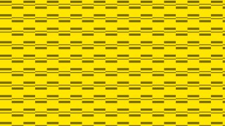 Yellow Stripes Pattern Background