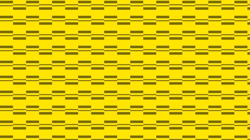 Yellow Stripes Pattern Background